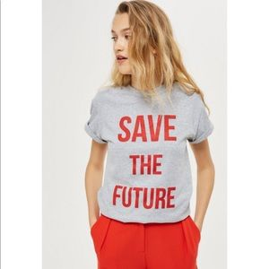 Topshop Save The Future
